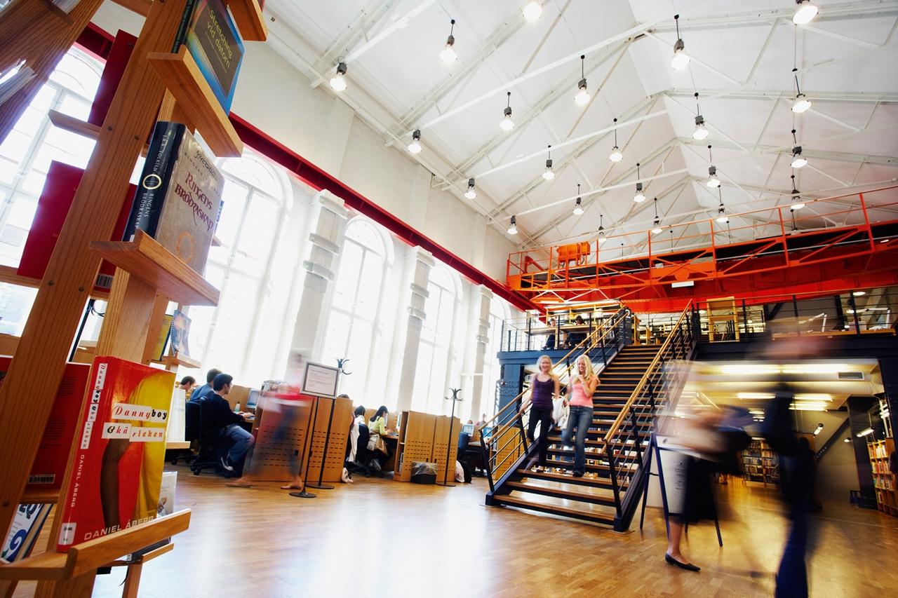 Du học Thụy Điển - Đại học Jonkoping trường có trang thiết bị vô cùng hiện đại