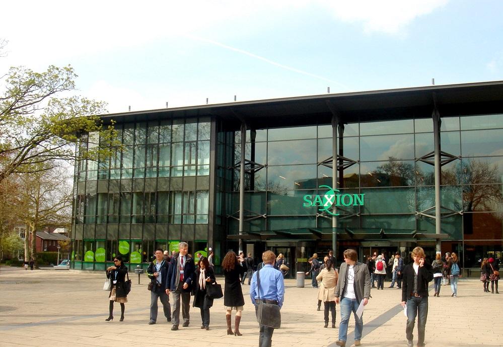 Đại học KHUD Saxion Hà Lan