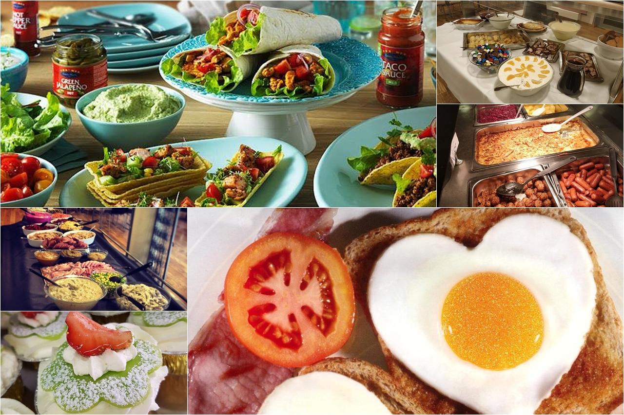 Những món ăn hấp dẫn tại nhà hàng Vastan của Đại học West