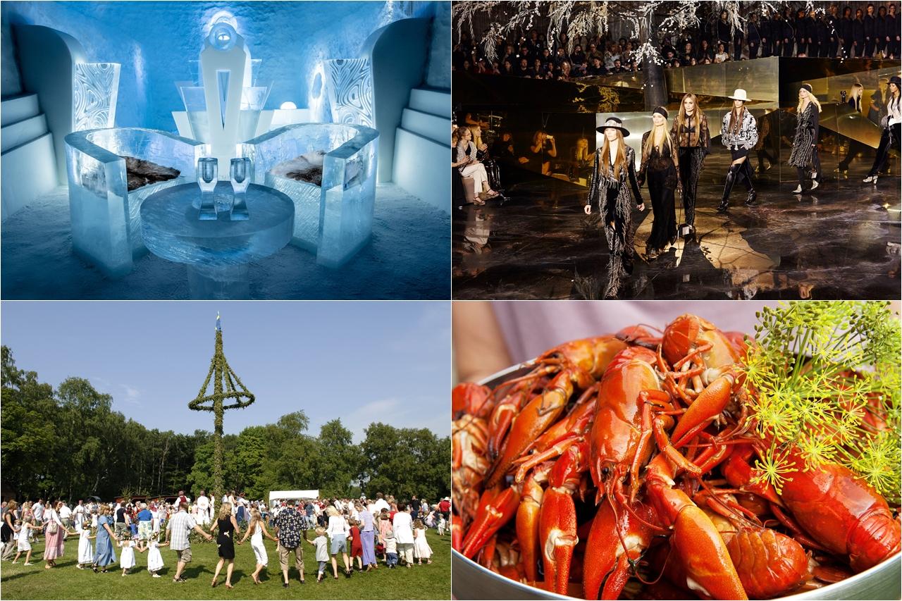 Nhiều điều thú vị tại Thụy Điển đang chờ bạn khám phá