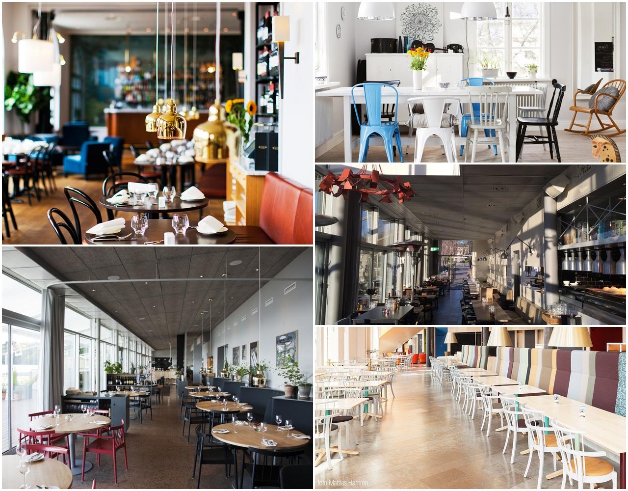Du học Thụy Điển - Thành phố Jopoking có nhiều nhà hàng khách sạn nổi tiếng