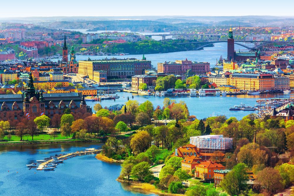 Học bổng du học Thụy Điển