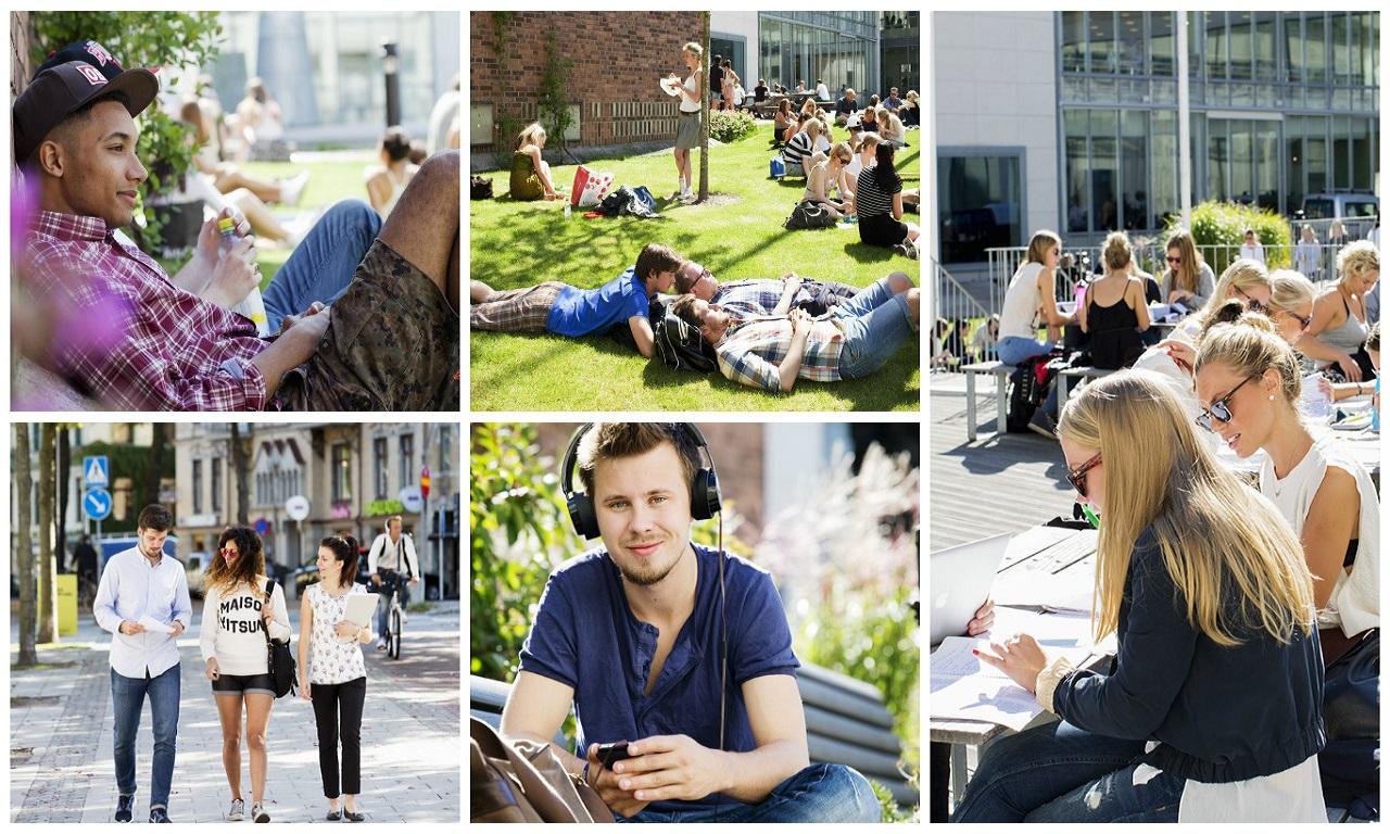 Trải nghiệm cuộc sống sinh viên phong phú tại Thụy Điển