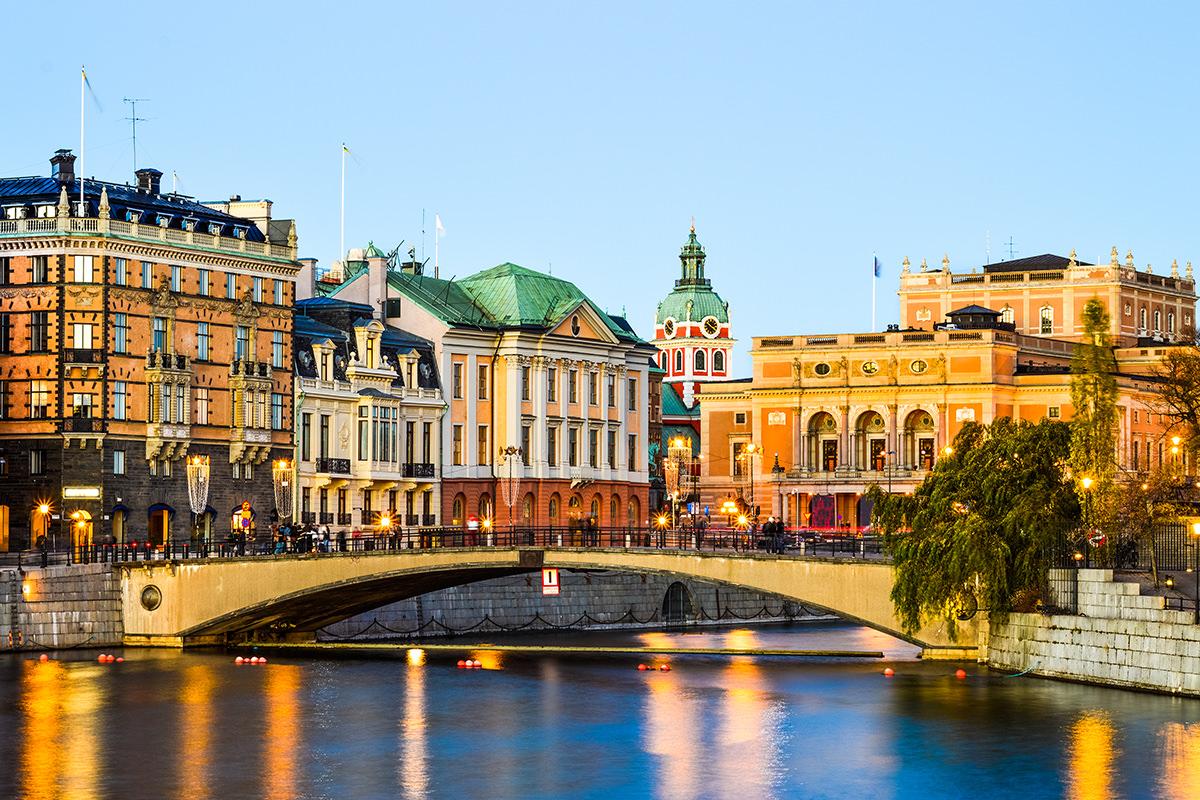 Du học Thụy Điển ngày càng hấp dẫn sinh viên quốc tế