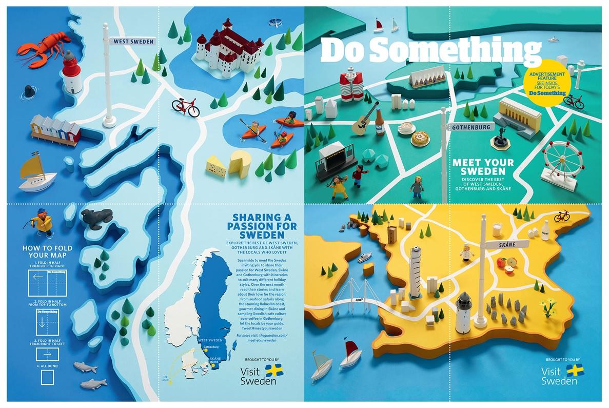 Đất nước Thụy Điển xinh đẹp và bình yên có vô vàn điều thú vị chờ bạn khám phá