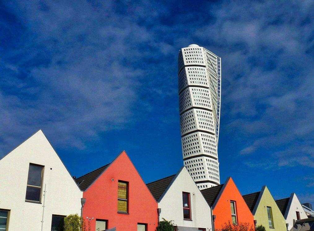 Thụy Điển nổi tiếng với nhiều kiến trúc – thiết kế độc đáo