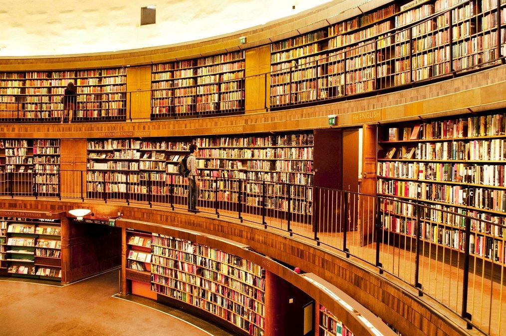Thụy Điển là 'thiên đường' nghiên cứu cho những người yêu thích văn chương