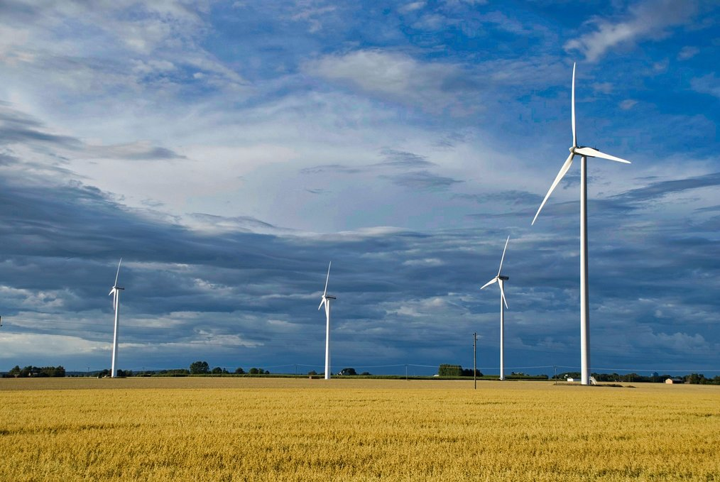 Thụy Điển ưu tiên sử dụng những nguồn năng lượng thân thiện và bền vững