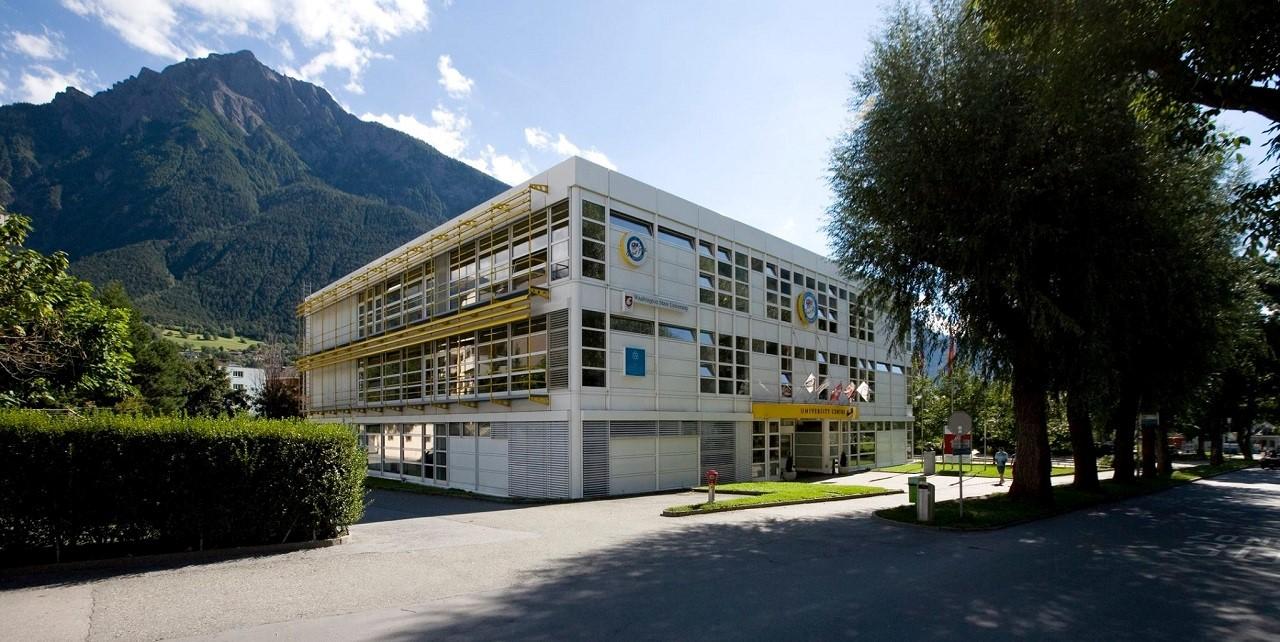 Cao đẳng César Ritz khu học xá Brig
