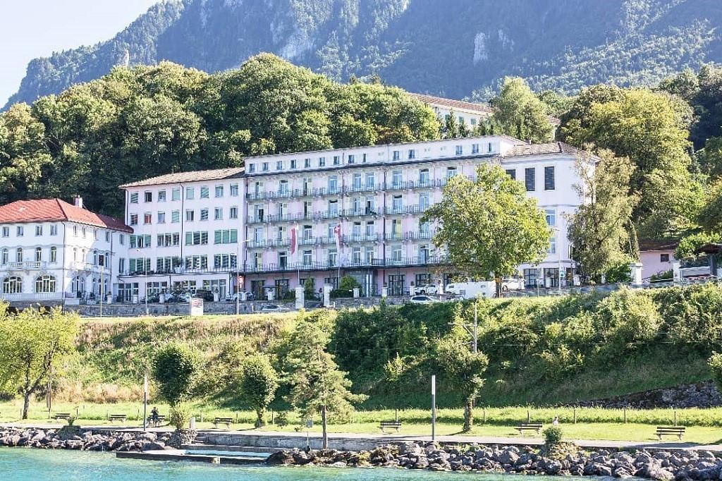 Du học Thụy Sĩ ngành quản trị khách sạn tại trường César Ritz