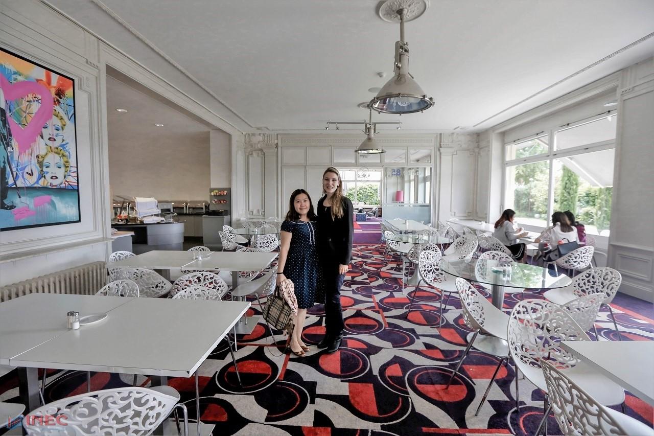 Học bổng du học Thụy Sĩ 2019 ngành nhà hàng khách sạn Học viện SHMS 3