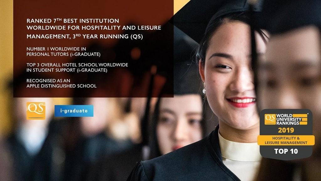 Du học ngành nhà hàng khách sạn tại trường top 7 thế giới SHMS