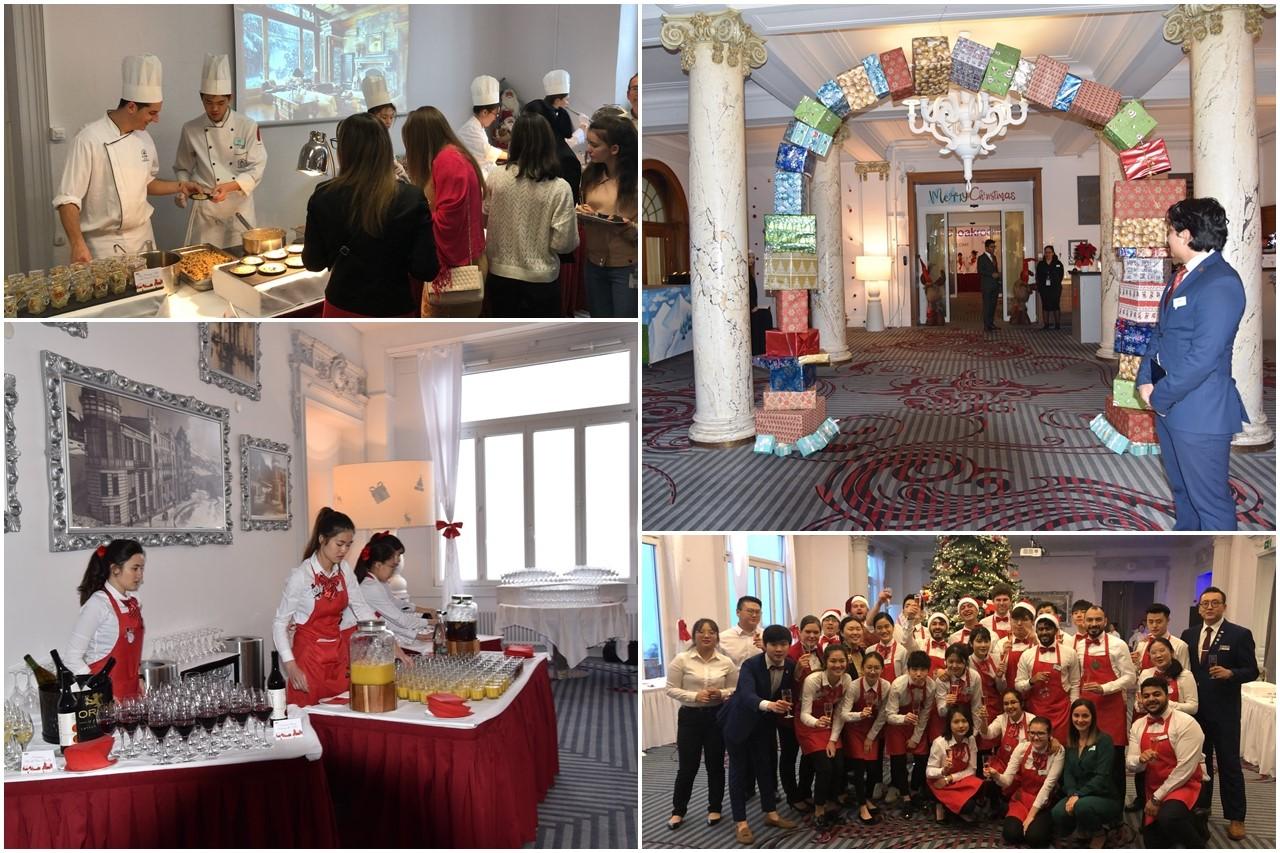 Một sự kiện do sinh viên Học viện SHMS tổ chức