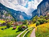 Đến thăm những ngôi làng trên núi đẹp như tranh vẽ tại Thụy Sĩ (P.1)