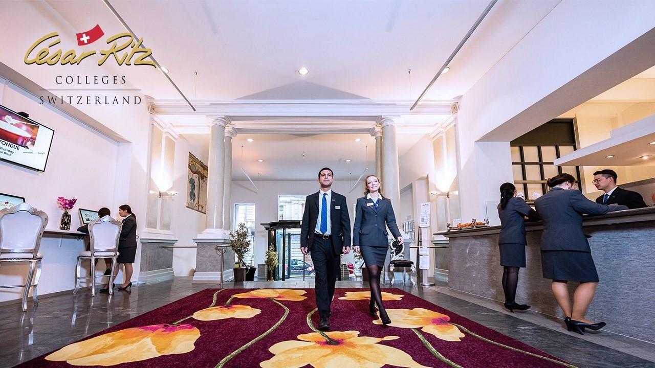 Học bổng du học Thụy Sĩ ngành quản trị khách sạn đến 30%