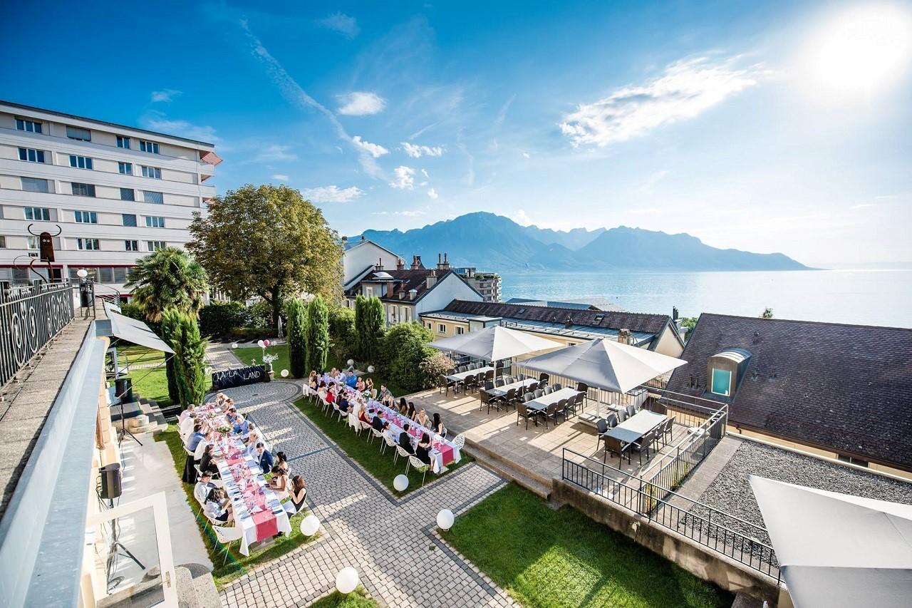 Học bổng du học Thụy Sĩ ngành nhà hàng khách sạn đến 25% năm 2020