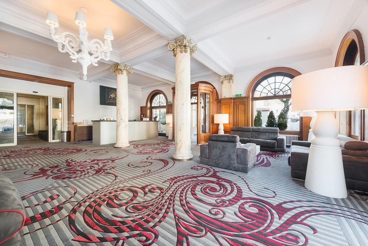 Học bổng du học Thụy Sĩ đến 20% từ trường khách sạn và thiết kế IHTTI