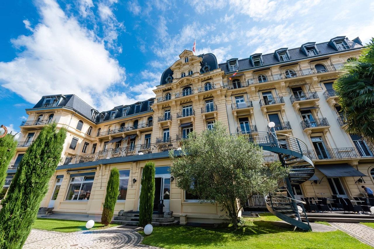 Học bổng du học Thụy Sĩ ngành nhà hàng khách sạn