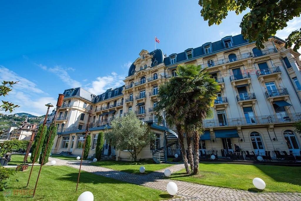 HIM – Top 50 trường Nhà hàng khách sạn tốt nhất toàn cầu. Ảnh: Hotel Institute Montreux