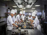 Tiếp cận tinh hoa nghệ thuật ẩm thực tại Thụy Sĩ cùng Học viện CAA