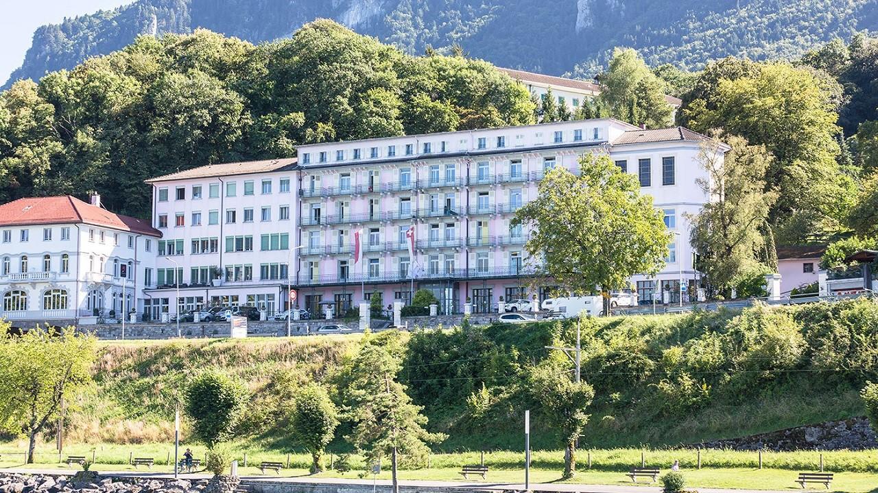 Học viện Nghệ thuật Ẩm thực Thụy Sĩ (CAA) - Le Bouveret