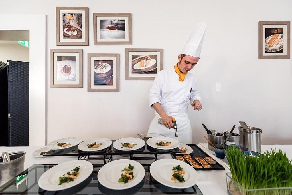 Du học Thụy Sĩ ngành ẩm thực: Tìm hiểu chương trình cử nhân Học viện CAA