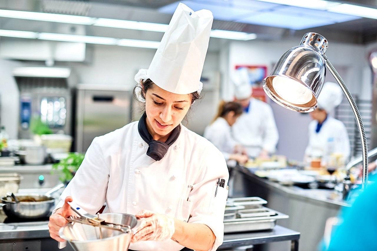 Du học Thụy Sĩ ngành ẩm thực tại Học viện CAA