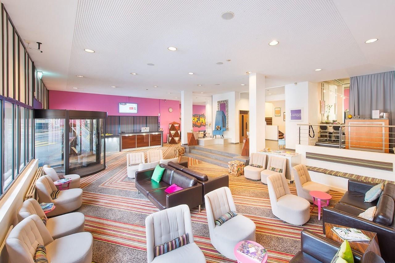 5 trường khách sạn hàng đầu Thụy Sĩ tham gia hội thảo ngành hospitality của INEC 2