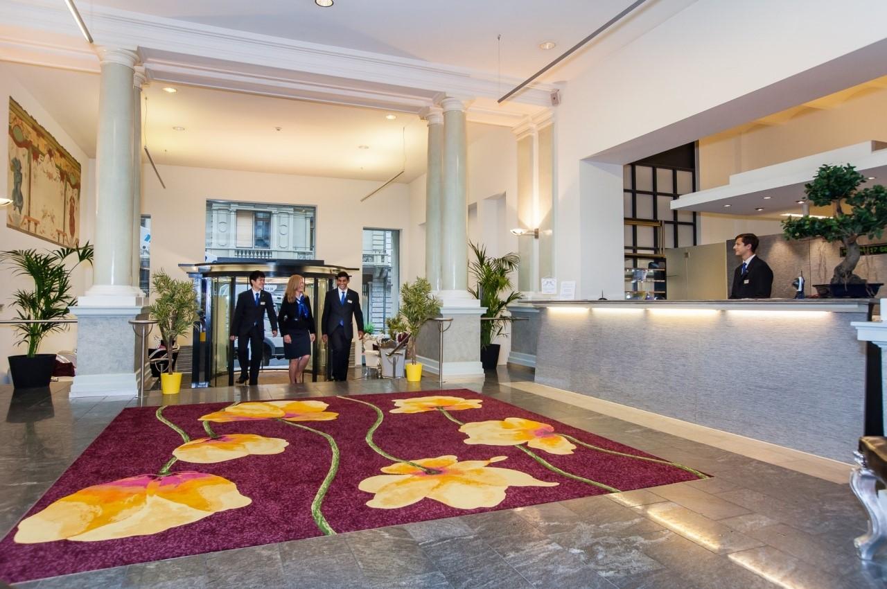 5 trường khách sạn hàng đầu Thụy Sĩ tham gia hội thảo ngành hospitality của INEC 4