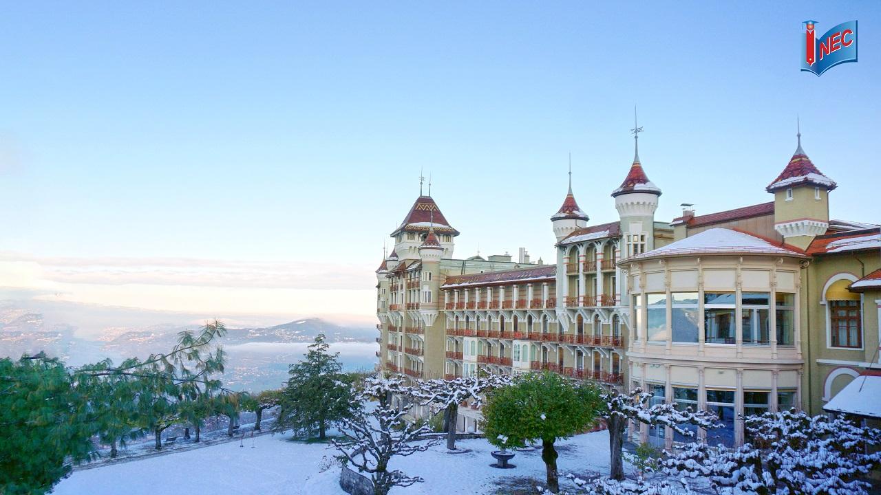 Bạn có muốn học hospitality trong khách sạn tuyệt đẹp như thế này không?
