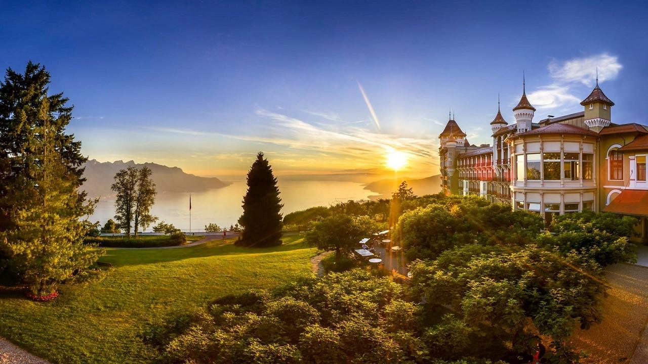 Môi trường học tập chuẩn 5 sao của các trường khách sạn Thụy Sĩ