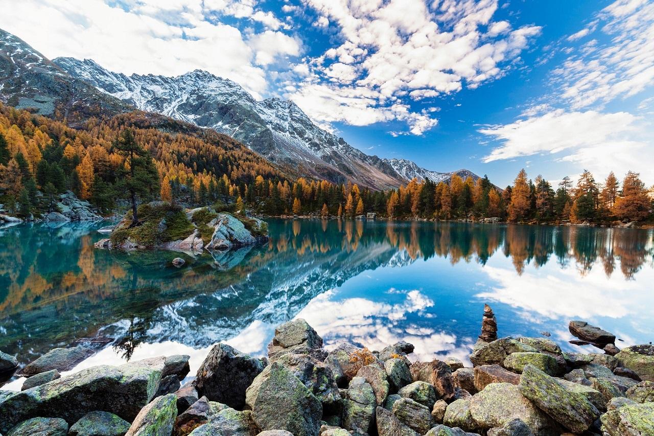 Thụy Sĩ – Nơi khai sinh ra ngành công nghiệp Nhà hàng khách sạn. Ảnh: 500px