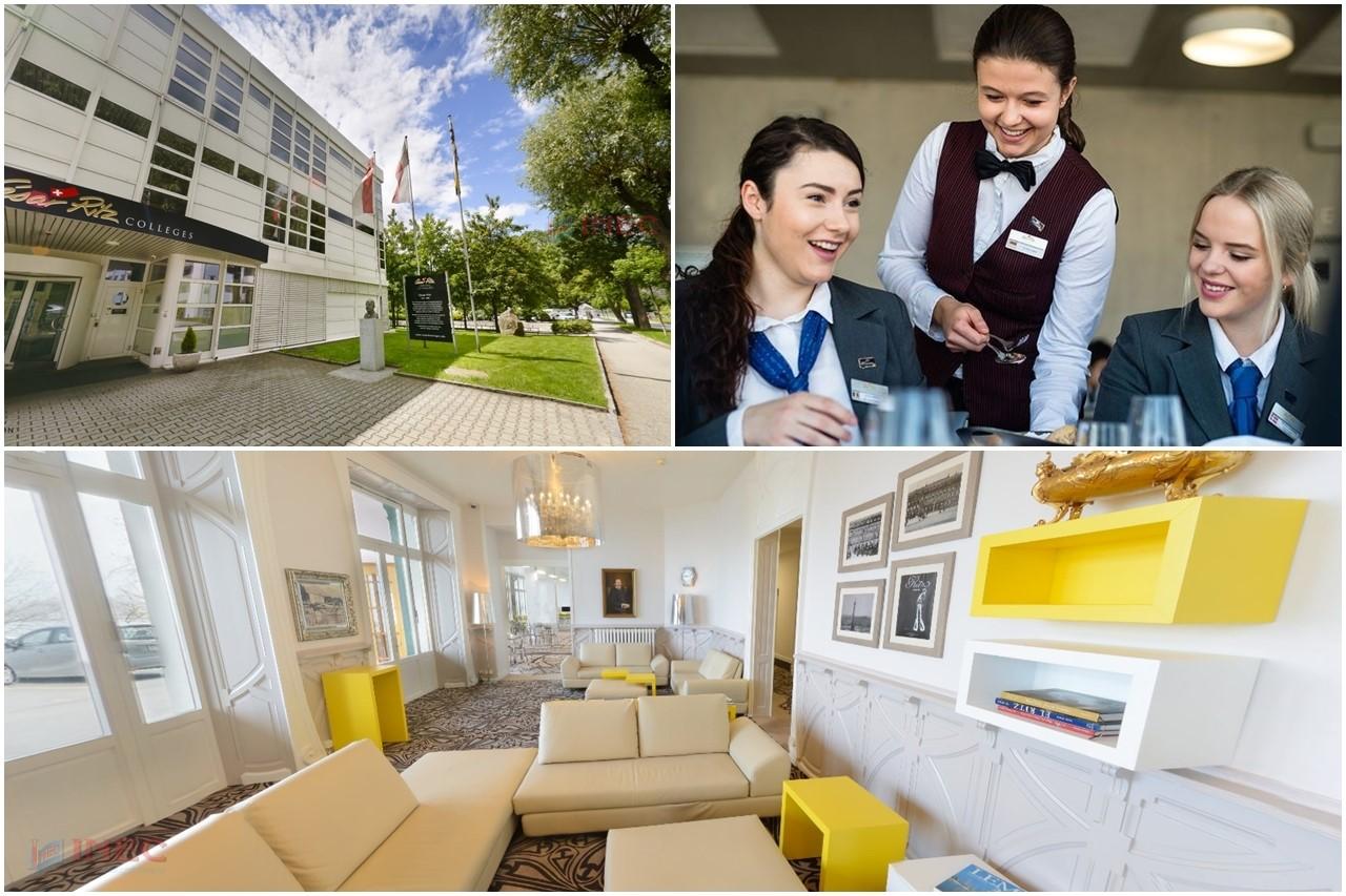 Cao đẳng César Ritz – Top 50 trường Khách sạn tốt nhất thế giới