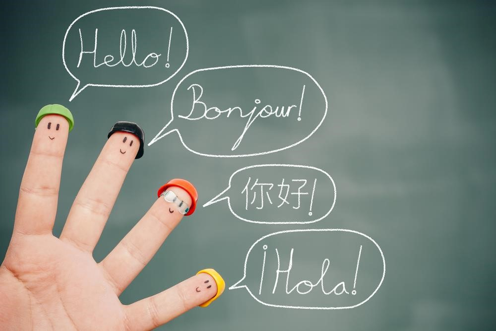 Học tại Thụy Sĩ bạn có cơ hội học thêm nhiều ngôn ngữ mới. Ảnh: Shutterstock