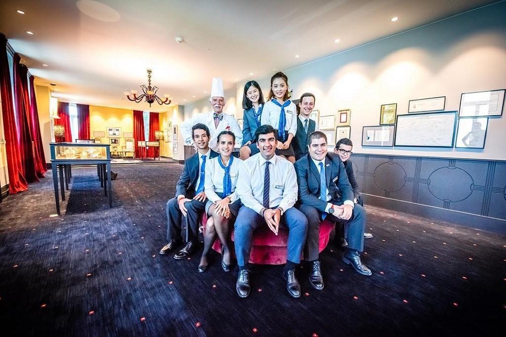 Học nhà hàng khách sạn tại Thụy Sĩ là sự đầu tư xứng đáng cho tương lai
