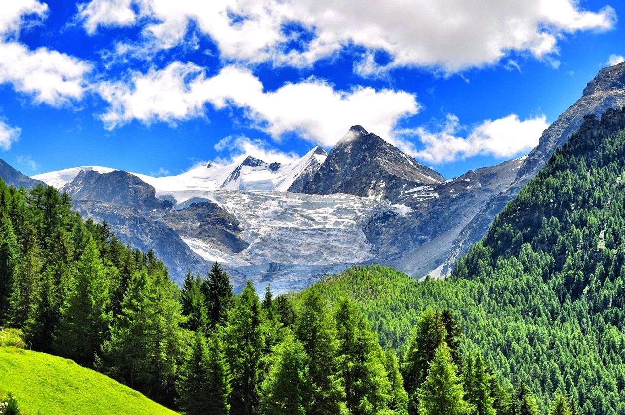 """Thụy Sĩ – Nơi khai sinh ra ngành """"công nghiệp không khói"""". Ảnh: 500px"""