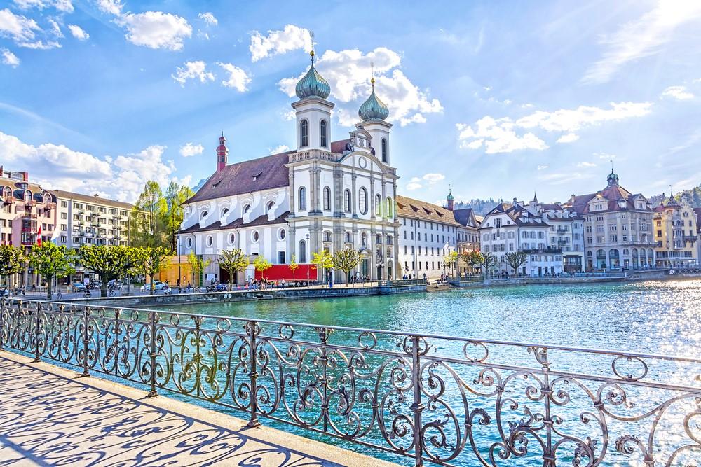 Thụy Sĩ có lợi thế lớn để phát triển nhiều loại hình Du lịch. Ảnh: Shutterstock