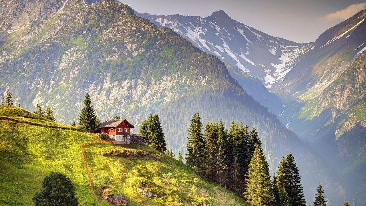 Môi trường trong lành là điểm cộng để Thụy Sĩ thu hút du học sinh