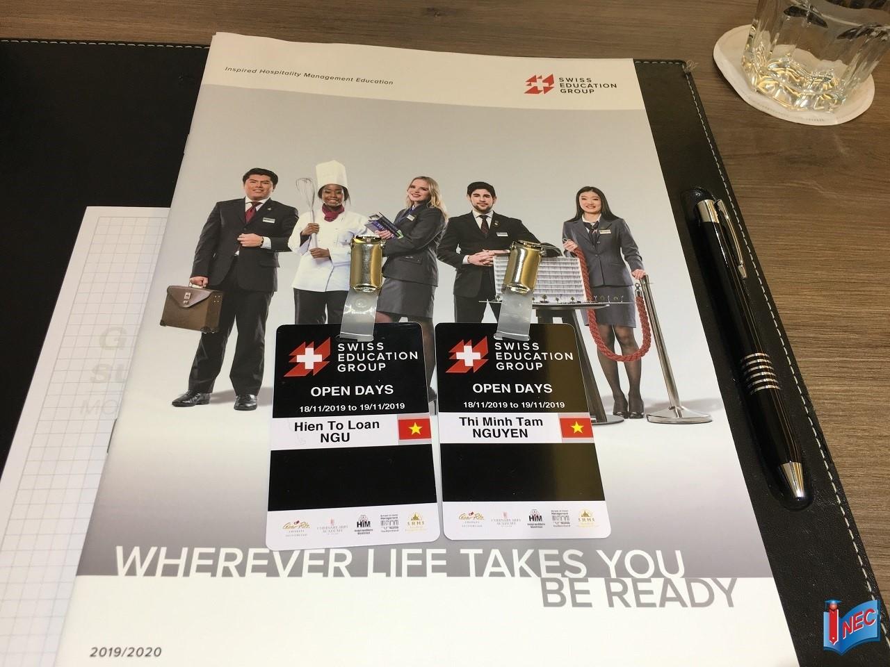 Bạn đã sẵn sàng khám phá các trường hospitality hàng đầu Thụy Sĩ cũng chúng tôi chưa?