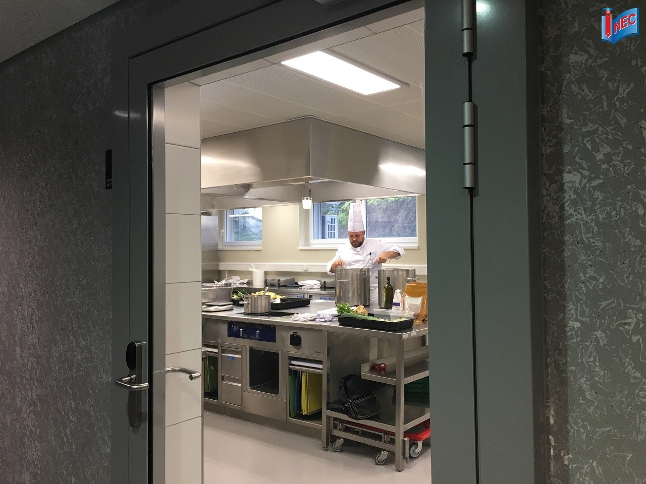 Culinary Arts Academy Switzerland tại Le Bouveret