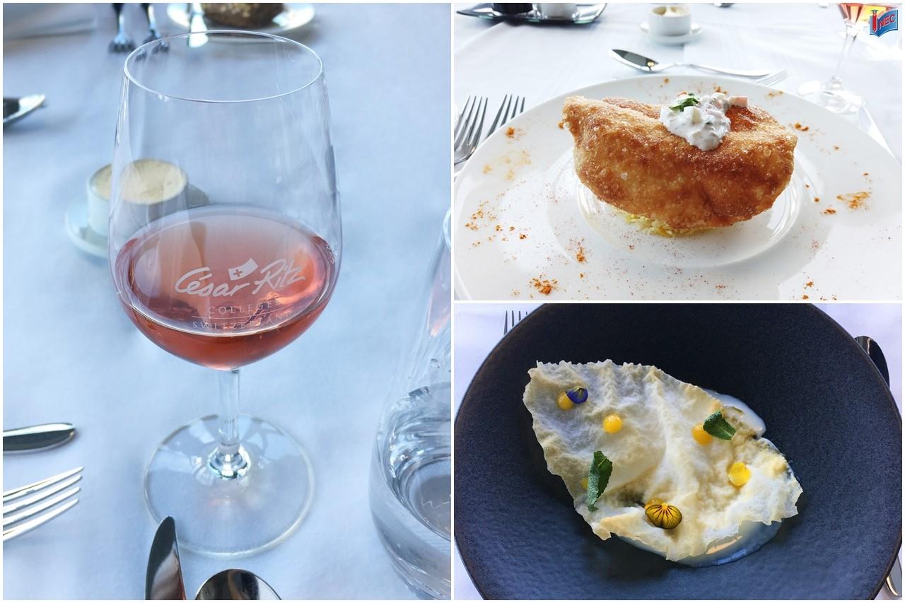Fine Dining Restaurant tại César Ritz Le Bouveret
