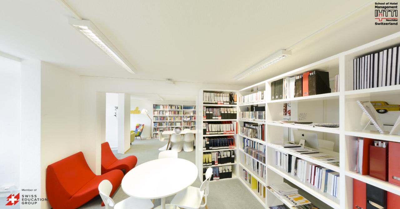 Một góc bên trong phòng thực hành thiết kế của trường IHTTI