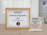 """Du học INEC nhận giải thưởng cao nhất của Học viện BHMS - """"Best Agent"""""""