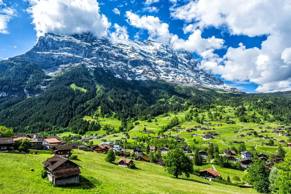 Thụy Sĩ – Nơi khai sinh ra ngành Nhà hàng khách sạn thế giới