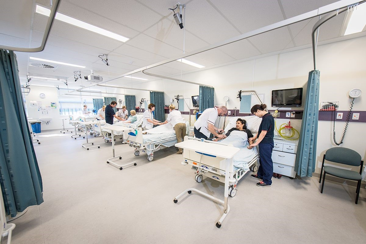 Cơ sở thực hành lâm sàng cho sinh viên điều dưỡng tại Đại học Edith Cowan