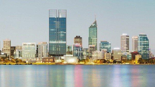 Thành phố Perth