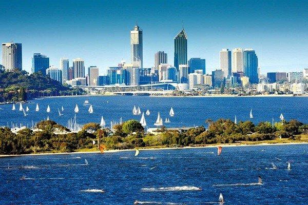 Perth – thành phố lý tưởng để sống và học tập