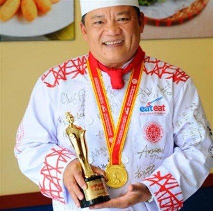 Gặp gỡ Dương Huy Khải – niềm tự hào của nền ẩm thực Việt Nam