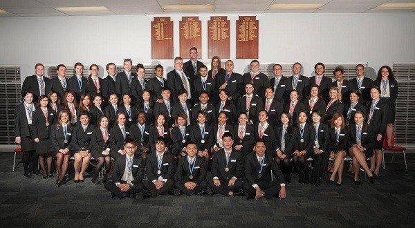 Sinh viên của ICHM