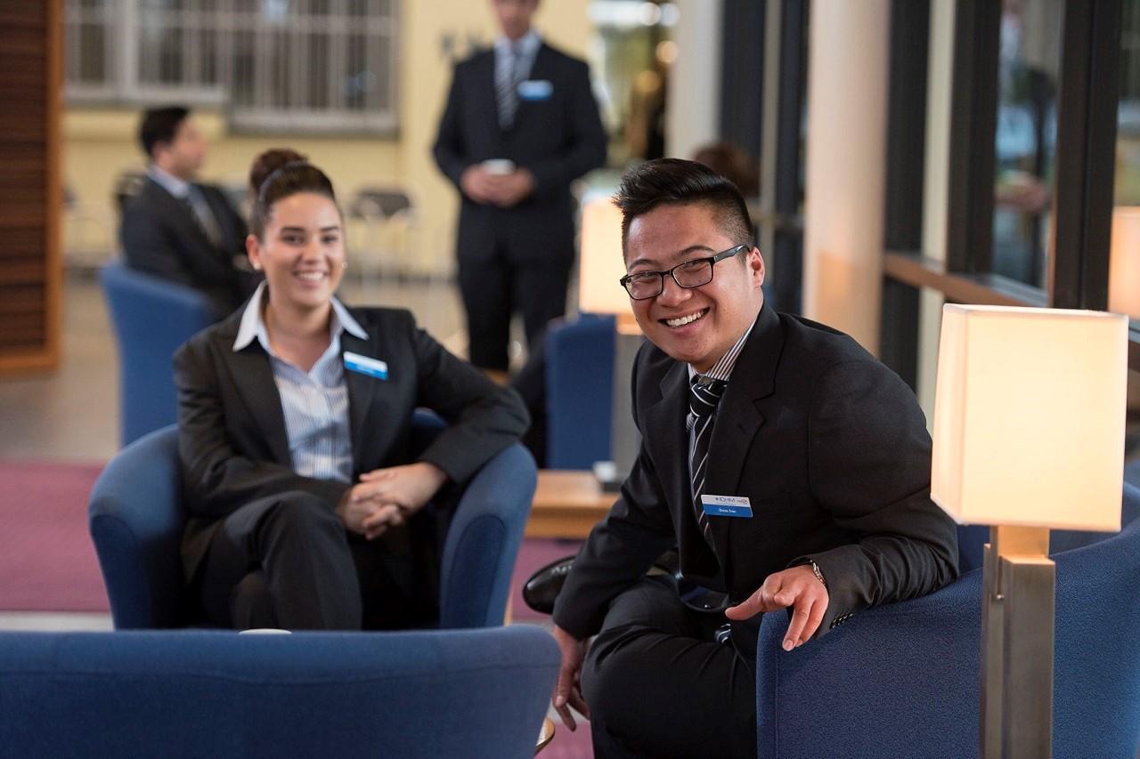 95% sinh viên Học viện ICHM tốt nghiệp nhanh chóng tìm được việc làm phù hợp